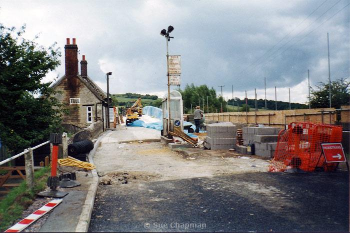 Repairs to the Toll Bridge