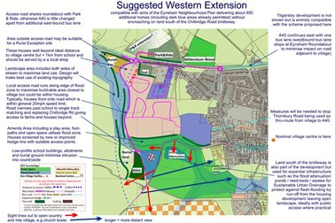 Western Extension - proposal - Photographer Richard Andrews