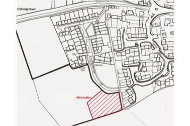 Eynsham site map