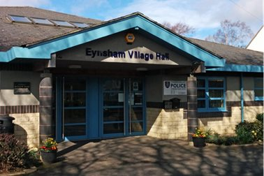Eynsham Village Hall - Photographer Eynsham Online