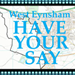 View website for Eynsham's Response to Development